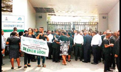 Strike: JOHESU unaware of court order – Chairman
