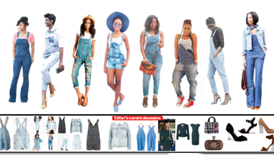 Dungarees overload