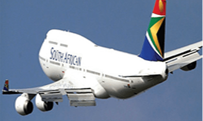 SAA workers start strike that could cripple airline