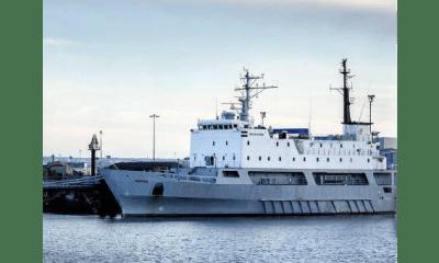 Waterways' security: Worry as 'Tompolo's' warships, NIMASA chopper rot away