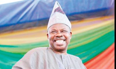 Amosun, Osoba absent as Ogun APC makes U-turn on consensus