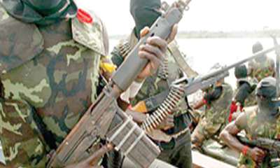Royal father raises alarm over killings, cultism in his community