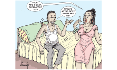 Is your partner micro-cheating? Let's face it, whose isn't?