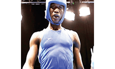 NBF lists eight boxers for C'Wealth Games