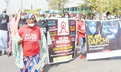 Presidency confirms release of Dapchi school girls
