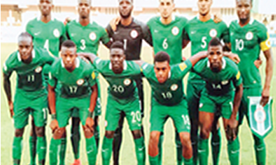 Eagles resume training in Asaba today
