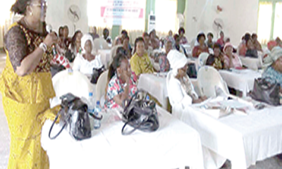 Women politicians strategise for more positions