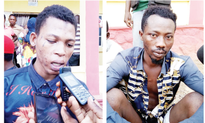 """Police arraign 2 men for allegedly being members of """"Eiye confraternity"""""""