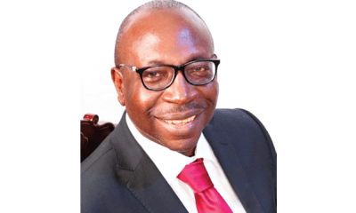 EDO APC CRISIS:Ize-Iyamu declares for APC amid tight security