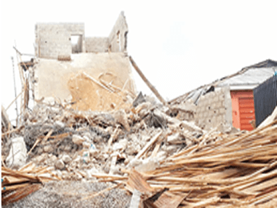 Lagos marks 100 buildings for demolition in Magodo - New Telegraph Newspaper
