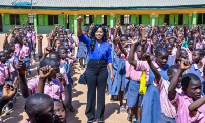 Ex-Beauty Queen Irene holds children's peace advocacy concert in FCT