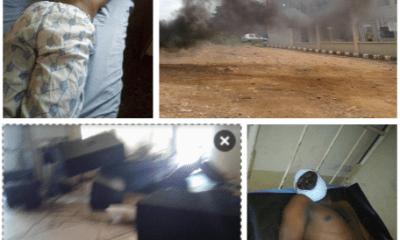 BREAKING: Scores injured as thugs sack APC factional congress in Ondo (PHOTOS)