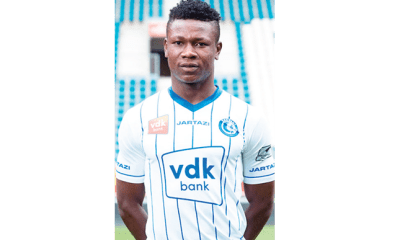 KAA Gent apologise after erroneous Kalu heart attack claim