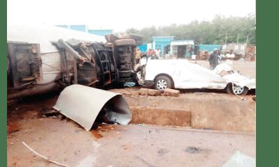 16 die in Niger, Anambra auto crashes