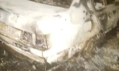 PHOTOS: Pastor, Wife, 3 children burnt alive as herdsmen strike in Plateau