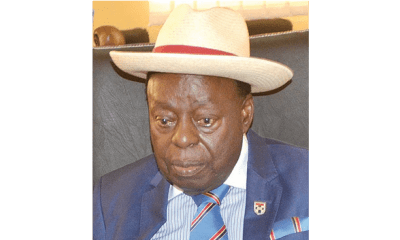 Babalola makes case for repositioning legal education