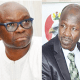 EFCC's overdrive on Fayose