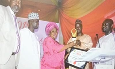Garlands as Adebule bags ALGON's most outstanding Deputy Governor
