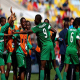 Eaglets win opening pre-World Cup game