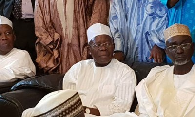 "Shekarau meets Ganduje, Oshiomole, says ""APC is my home"""