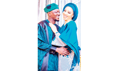 Society big boy, Bosun Ariyo, weds in style
