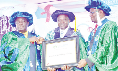 268 students benefit from foundation's scholarships in Kwara