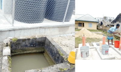 Aya-Ama: Blindness, polluted water, superstition