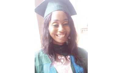 I attend lectures without food  – Caleb Varsity's best grad