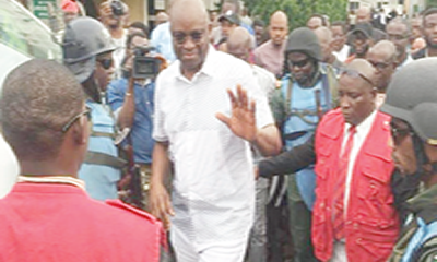Fayose: …and the rich also cry