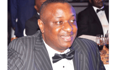 Festus Keyamo back at work