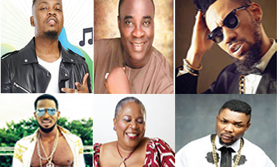 Nigerian musicians that sing to support politicians