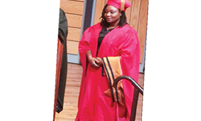 Baba Sala's daughter, Oyin, bags PhD in South Africa