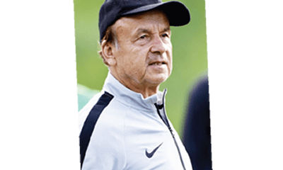 Rohr's Eagles' future in doubt