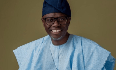 Sanwo-Olu, Hamzat's ticket excites Lagos APC chairman