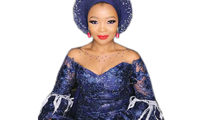 Tinsel's WENDY LAWAL:  My engagement ring didn't stop men from  making passes at me