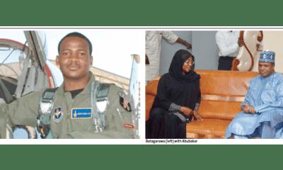 Black Friday as NAF loses pilot, planes