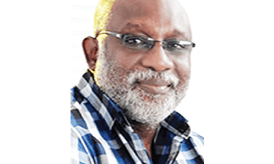 Shun practices, norms inimical to women's development, Akeredolu tasks women