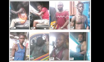 Apapa/Wharf road: Truck drivers, motorists lament