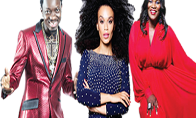 Michael Blackson, Pearl Thusi, Anita Erskine, to Host 5th AFRIMA