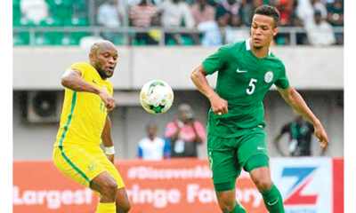 Eagles through to Cameroon 2019