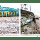 Ocean surge, erosion undercut Nigerian coast