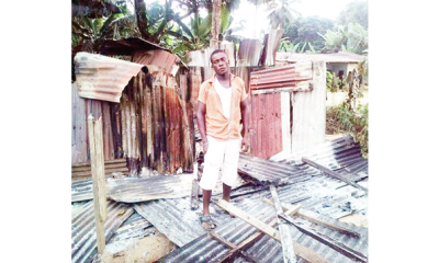 Hoodlums burn houses, shops, vehicles in A'Ibom community