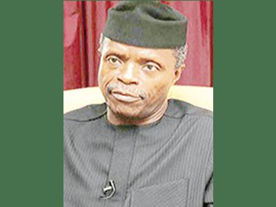 Osinbajo: Why I missed Wole Soyinka Award ceremony