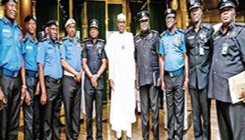 Police officers deny salary increase as FHQ keeps mum