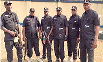 JUST IN:  IGP disbands SARS