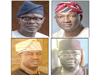 Lagos: A crowded guber race