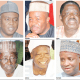 Senate: Scorecard of ex-governors