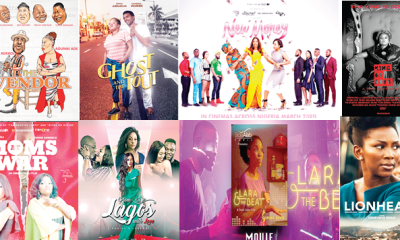Successful Nollywood box office movies of 2018