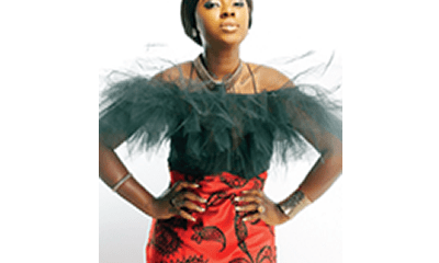 Yvonne Jegede: Doctor said my baby won't see survive