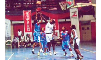 Air Warriors win Zenith Bank Women Basketball League title